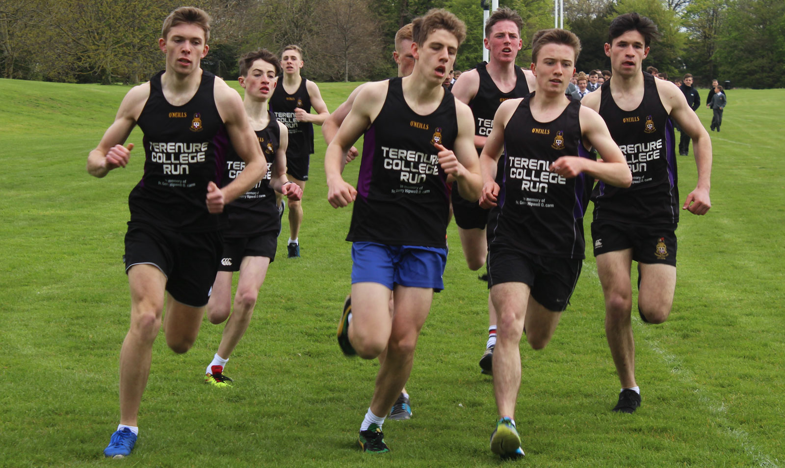 Terenure College Run
